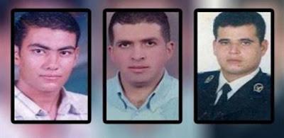 تفاصيل اختفاء 4 من أبناء الشرطة في ثورة يناير 2011