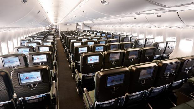 مقاعد طائرة