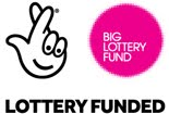 With the support  from Big Lottery Fund