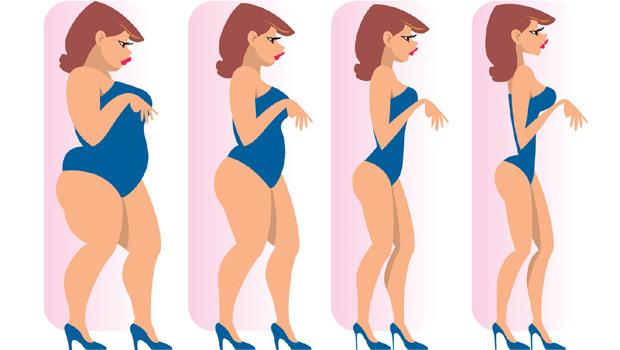خطوات سحرية لإنقاص الوزن