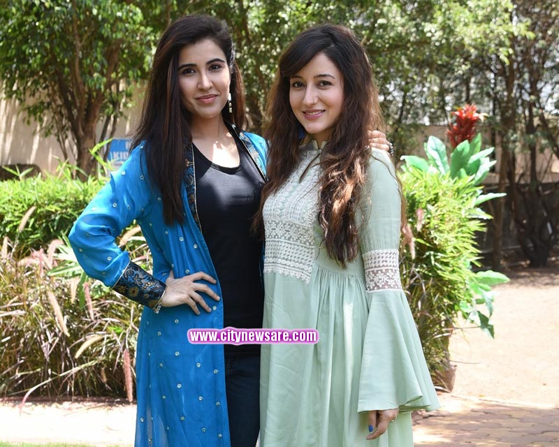 Sheena Bajaj and Priyanka Kandwal