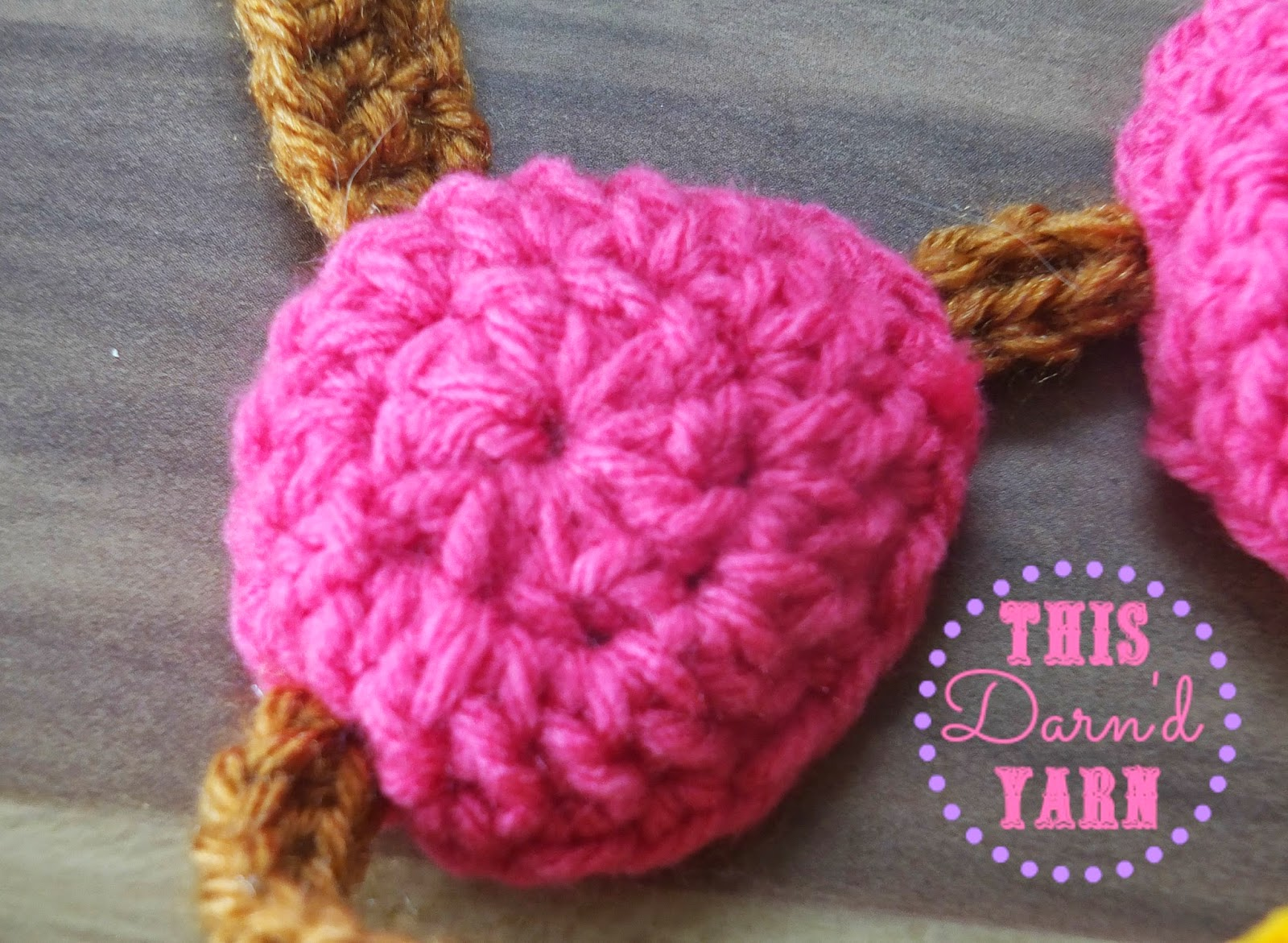 Crochet Baby Hula Outfit Pattern Joy Studio Design ...