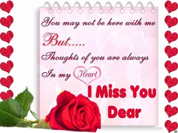 i miss you poems for her