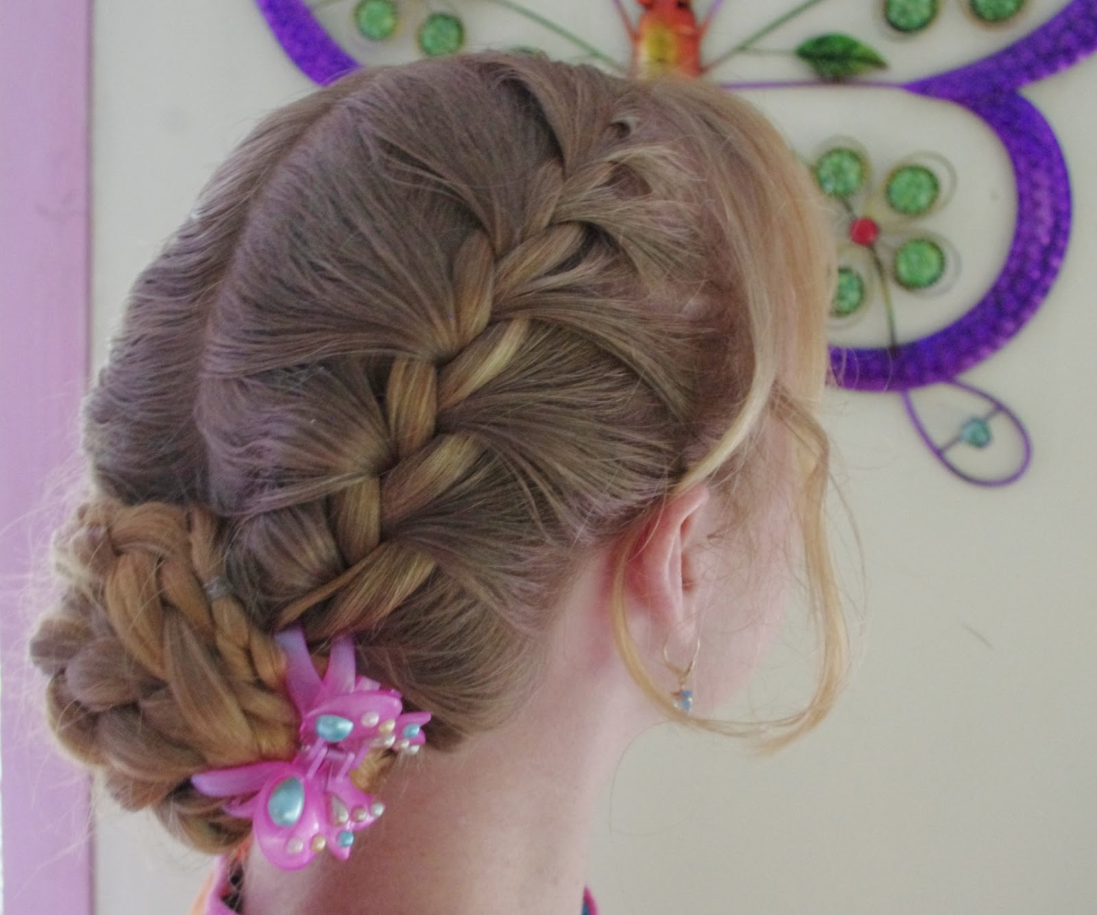 Braids & Hairstyles For Super Long Hair: French Braids~ My