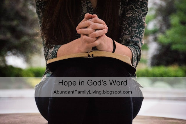 Hope in the Word