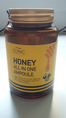 Scinic All in One Honey Ampoule