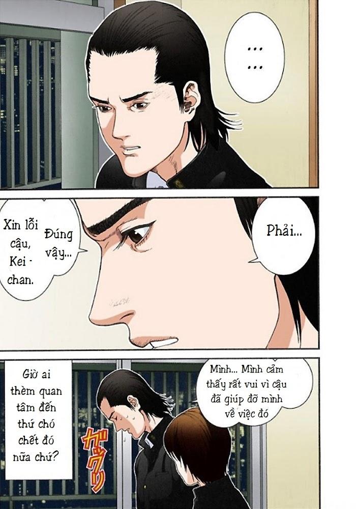 Gantz Chap 02: Căn phòng bí ẩn trang 16