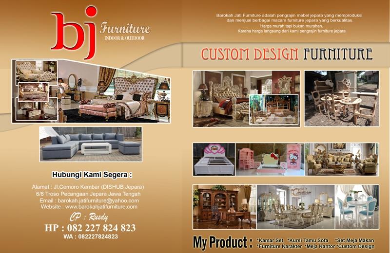 Brosur Jual Furniture Jepara Power Media