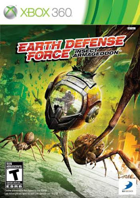 Earth Defense Force: Insect Armageddon (LT 2.0/3.0) Xbox 360 Torrent Download
