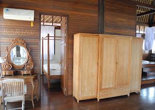 nirvana hotel karimunjawa master room