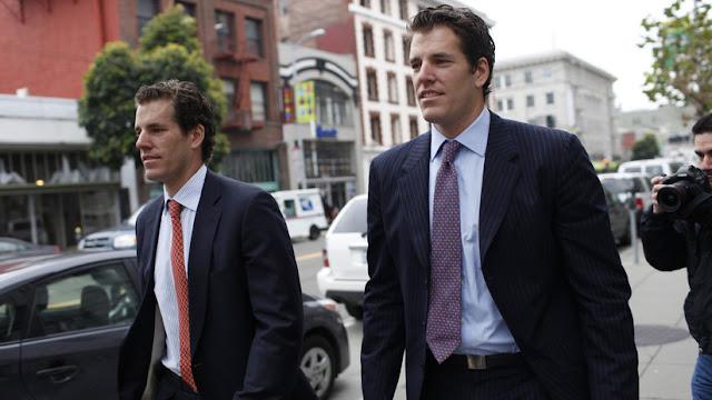 Los gemelos que demandaron a Zuckerberg podrían ser los primeros billonarios del bitcóin