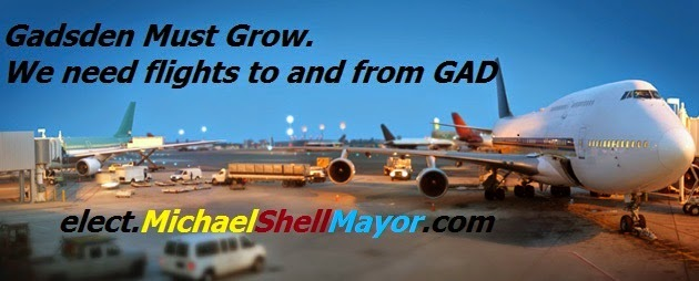 youtube videos Michael Shell for Gadsden Mayor