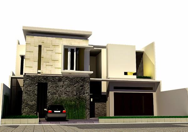 10 Contoh Rumah Minimalis 2 Lantai Bali