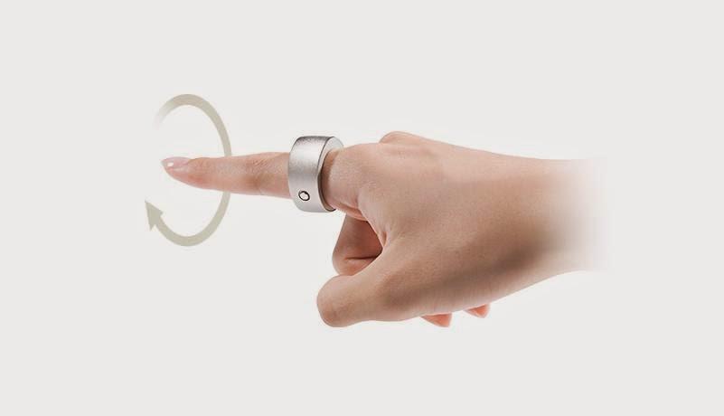 手勢操控不是夢,智慧指環讓一切成真