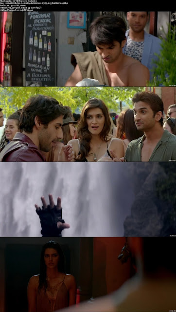 Raabta 2017 HDRip Hindi 900MB