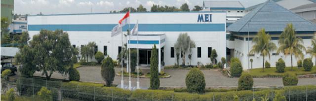 Loker Pabrik EJIP PT MEI (Muramoto Elektronika Indonesia) Cikarang