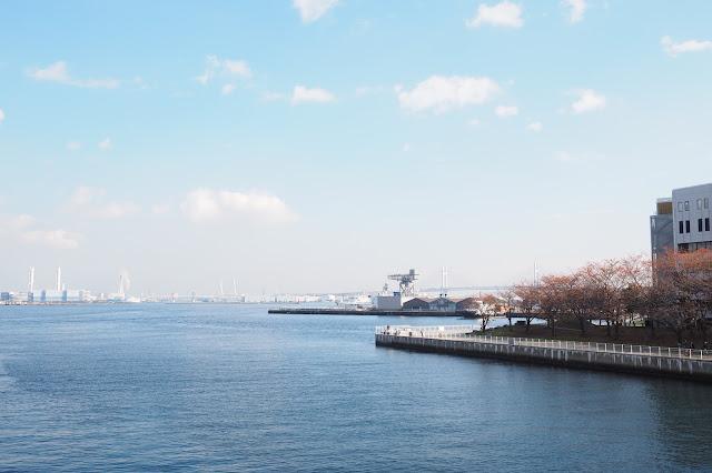 Best place to visit Yokohama Japan Minato Mirai 21