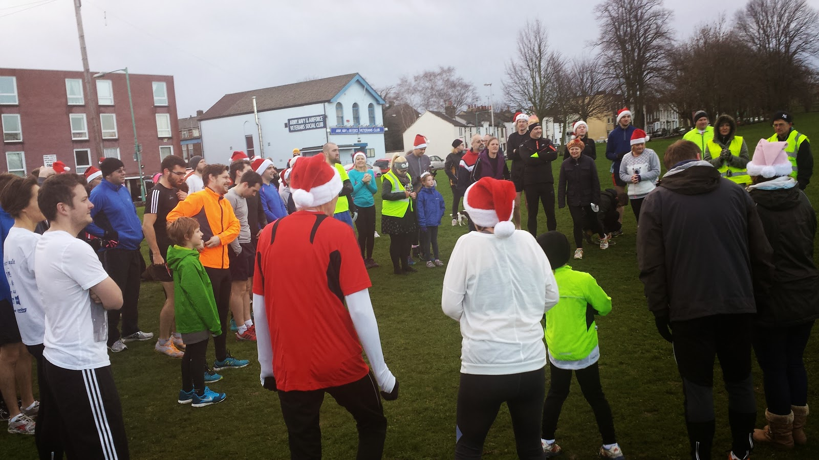 Christmas Parkrun.Blog7t Great Christmas Lines Parkrun