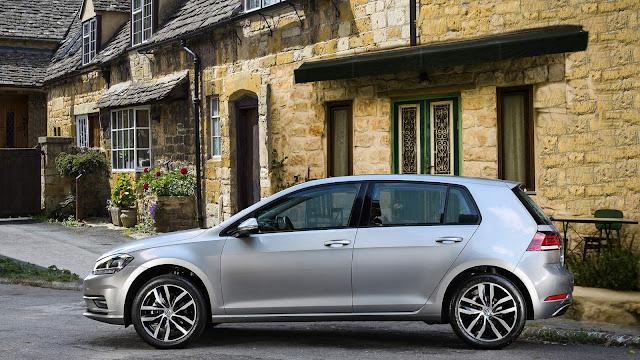 VW Golf Comfortline 2019
