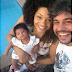 Juliana Alves posta foto em familia