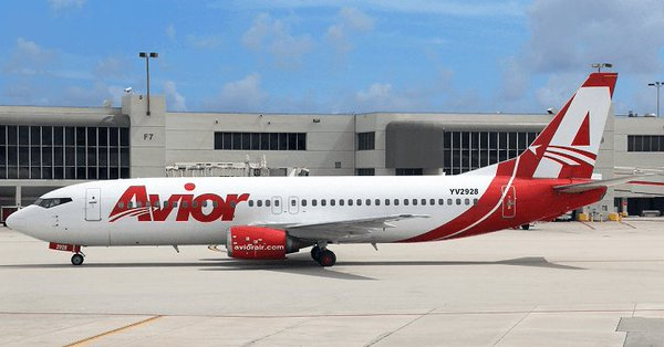 Aviones venezolanos de Avior no podrán entrar en Europa por peligrosos
