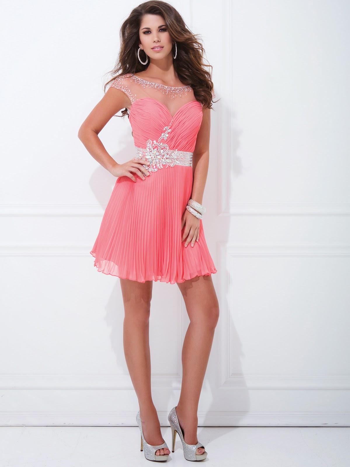 Increibles vestidos de fiesta baratos | Tendencias | Vestidos | Moda ...