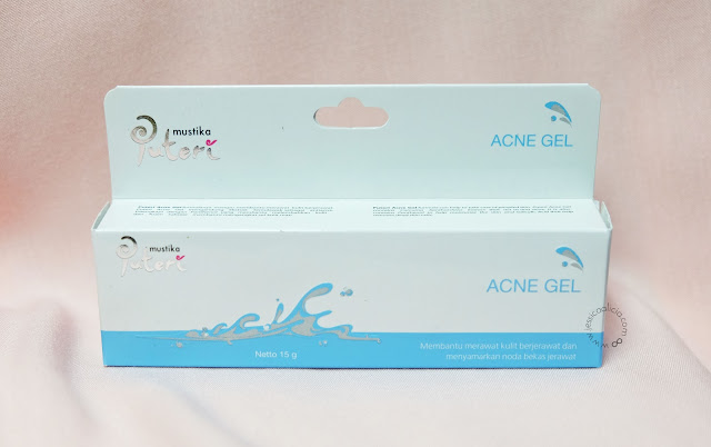 Review : MUSTIKA PUTERI ACNE SERIES by Jessica Alicia