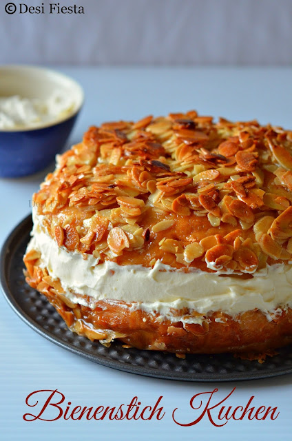 Bee Sting Cake Recipe Without Yeast