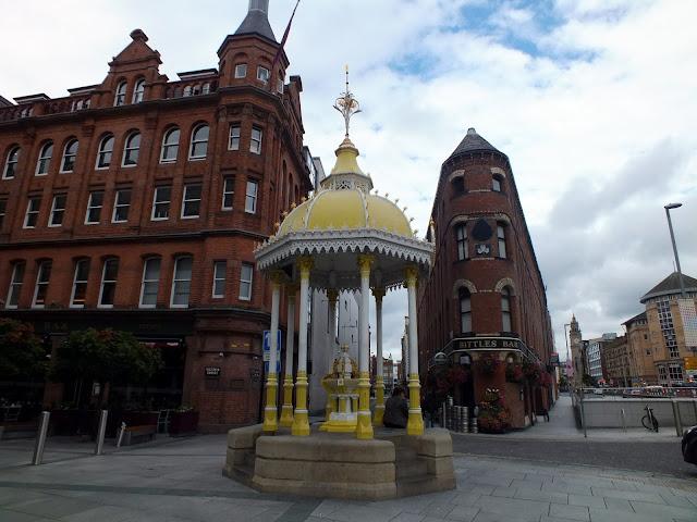 Victoria Square Belfast