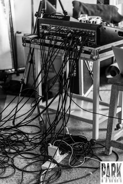 Brandy Row and the Coalition of Sound   Birmingham Recording Studio   Park Studios JQ   live sound