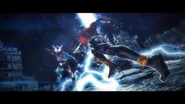 Kamen Rider: Climax Fighter Screenshot-2 from the trailer