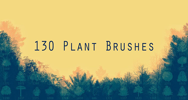 130_plant_brushes_by_bonvanello