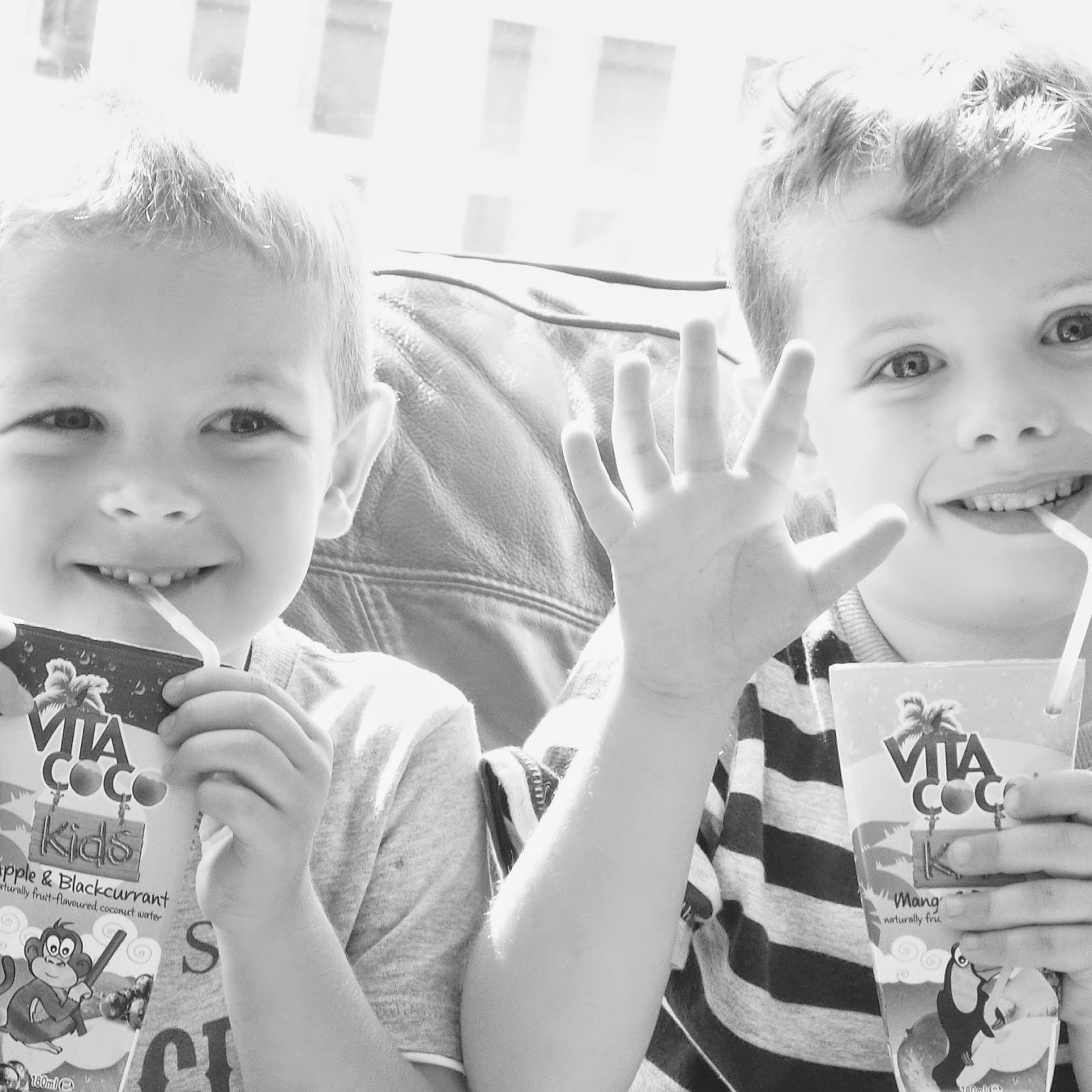 Vita Coco Kids Enjoyment Coconut Water Craze