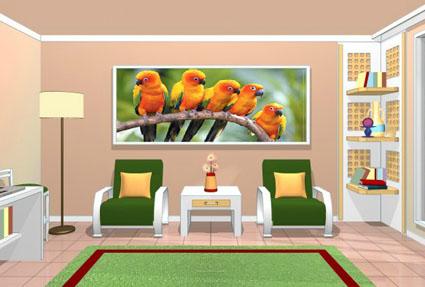 Parrot Swap Escape