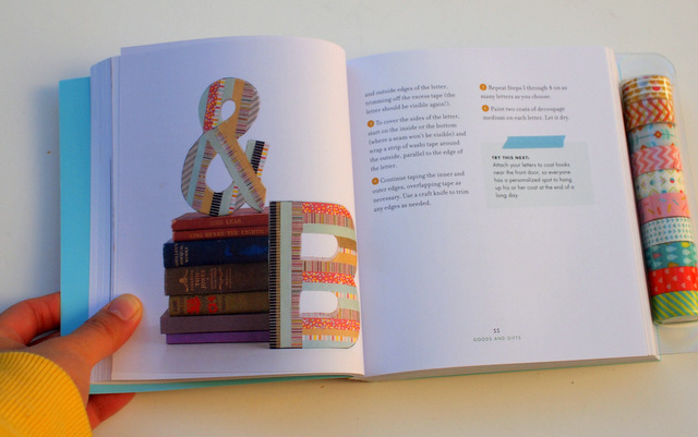 Washi Tape Crafts book review