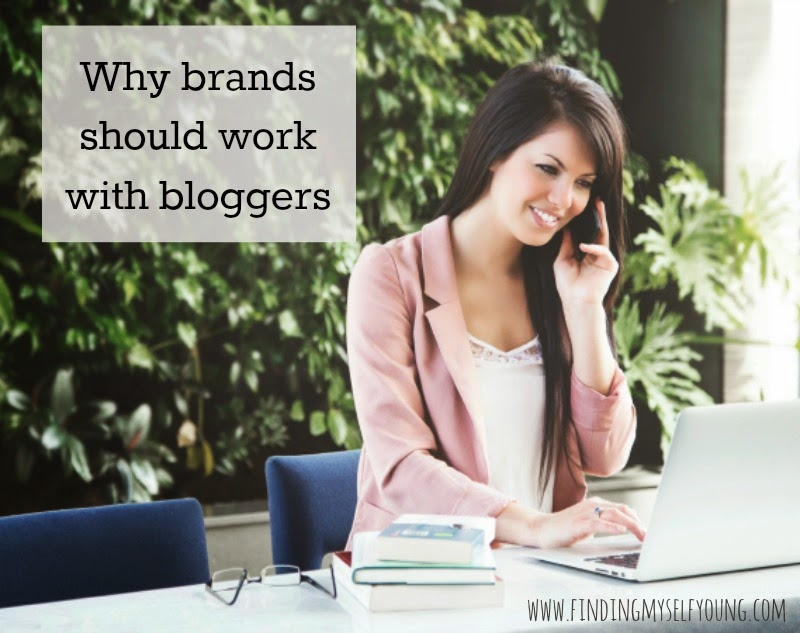 Why brands should work with bloggers to promote their business