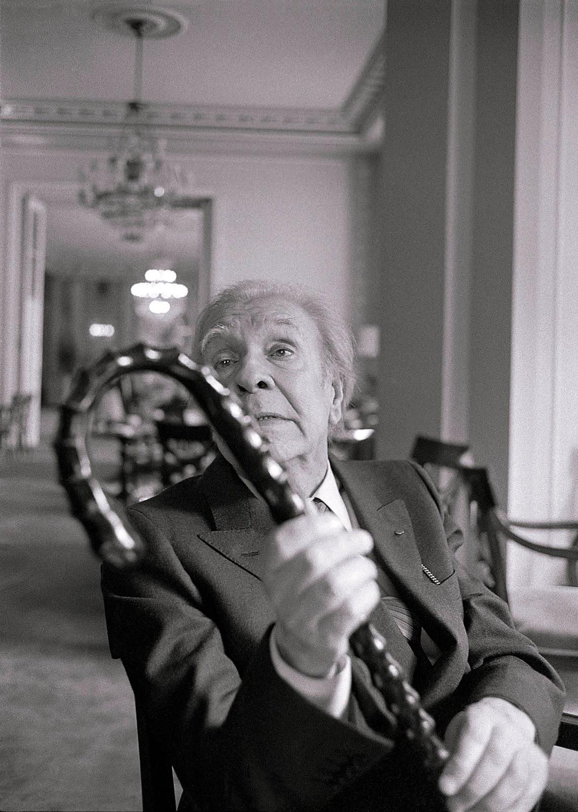 Borges todo el año: Jorge Luis Borges: Los Lamed Wufniks