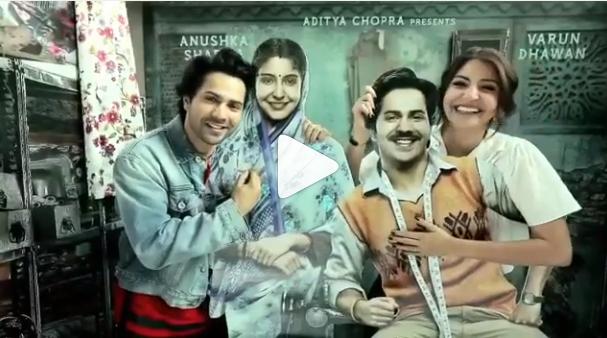 Sui Dhaaga Made in India! Varu Dhawan and Anushka Sharam had a good news for you