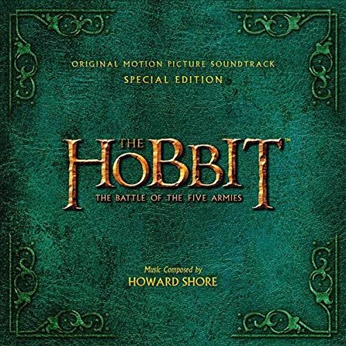 The Hobbit, The Battle Of The Five Armies Howard Shore