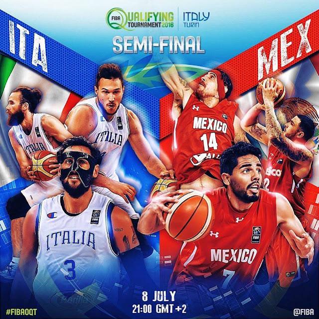 FIBA #FIBAOQT #12Guerreros