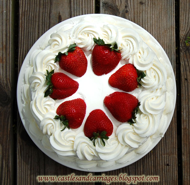 Strawberry Dream Cake America S Test Kitchen