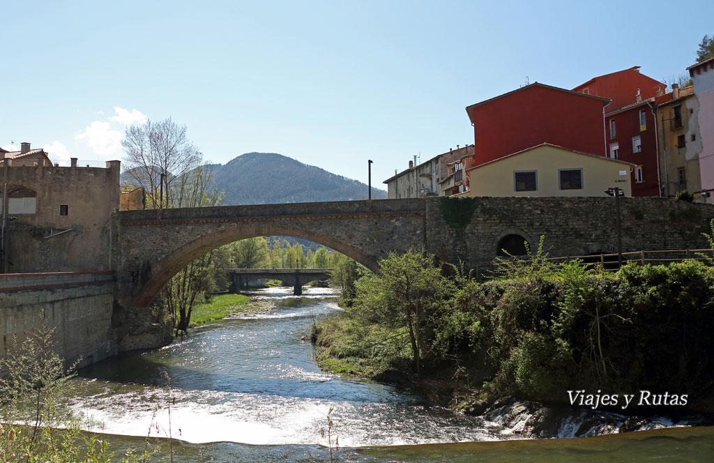 Puente del Raval, de Ripoll