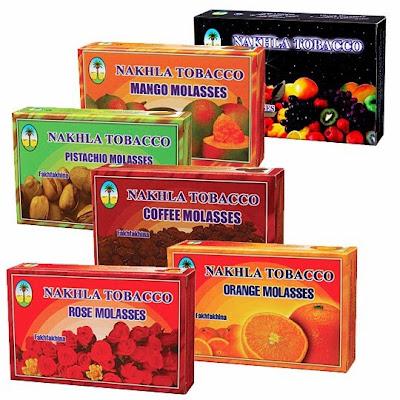 tabák Nakhla