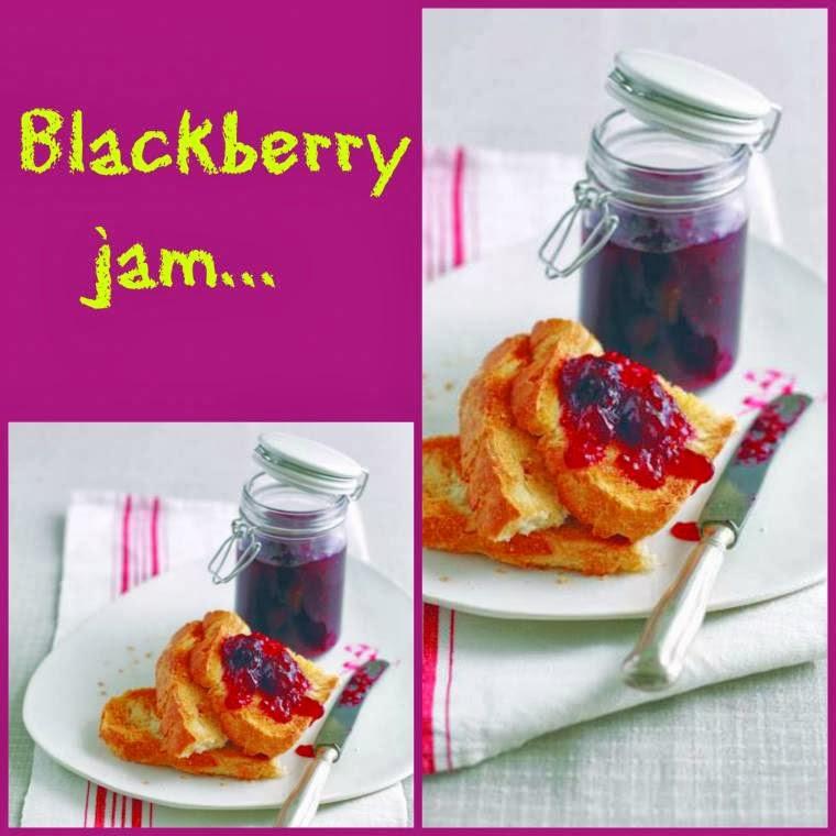 Blackberry Jam: Make The Most Of Seasonal Berries