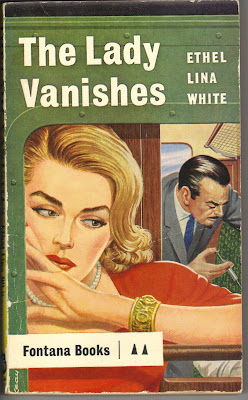 cover of the lady vanishes book