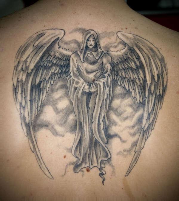 angel tattoos %284%29