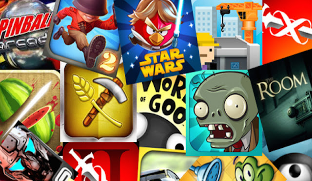 Tempat Download Games Android Gratis