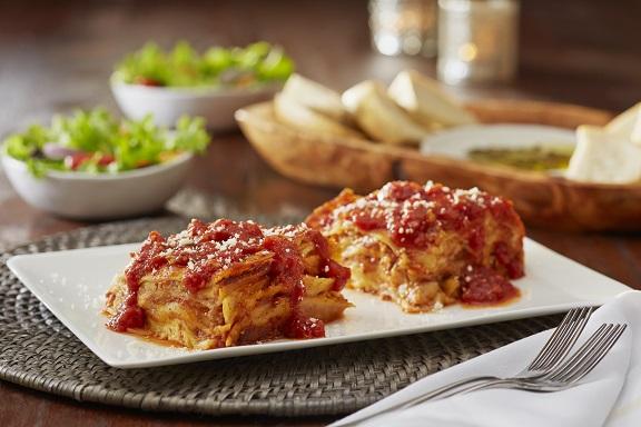 Restaurantes Abbraccio oferecem pratos em porções grandiosas para o fim de ano
