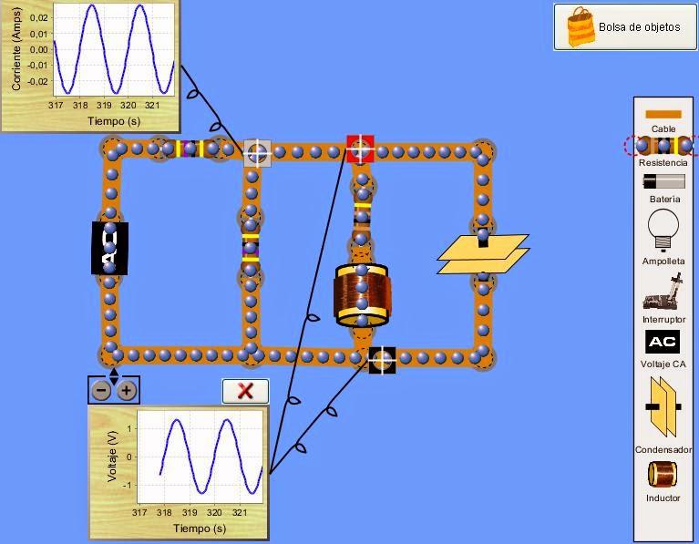 Kit de construcción de circuitos (CA y CC)