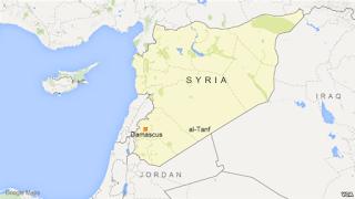 al-Tanf SYRIA